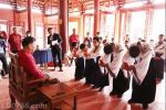 罗定学宫举行世界象棋冠军收徒拜师仪式