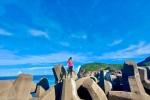 蓝色的天空蓝色的海