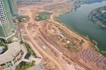 泷州新城,新碧桂园附近最新航拍图20210116
