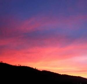 五彩斑斓的罗定天空