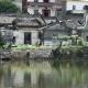 罗定赤坎古村落现存的明代永乐古建筑