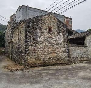 榃滨镇金滩寨古建筑