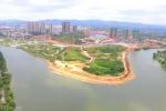 江滨公园北区停工了吗?