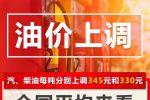 @粵w車主,節后油價上漲,加滿一箱油將多花13.5元