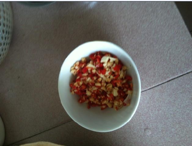 我的至爱:蒜米辣椒