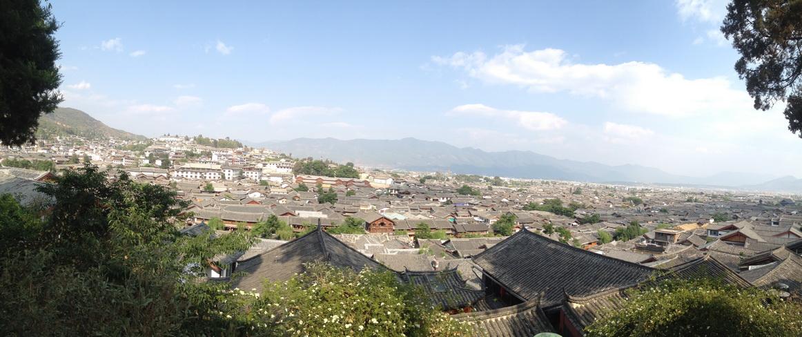 大研古镇2