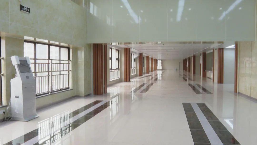 罗定市人民政府行政服务中心(新址)将于近期投入使用