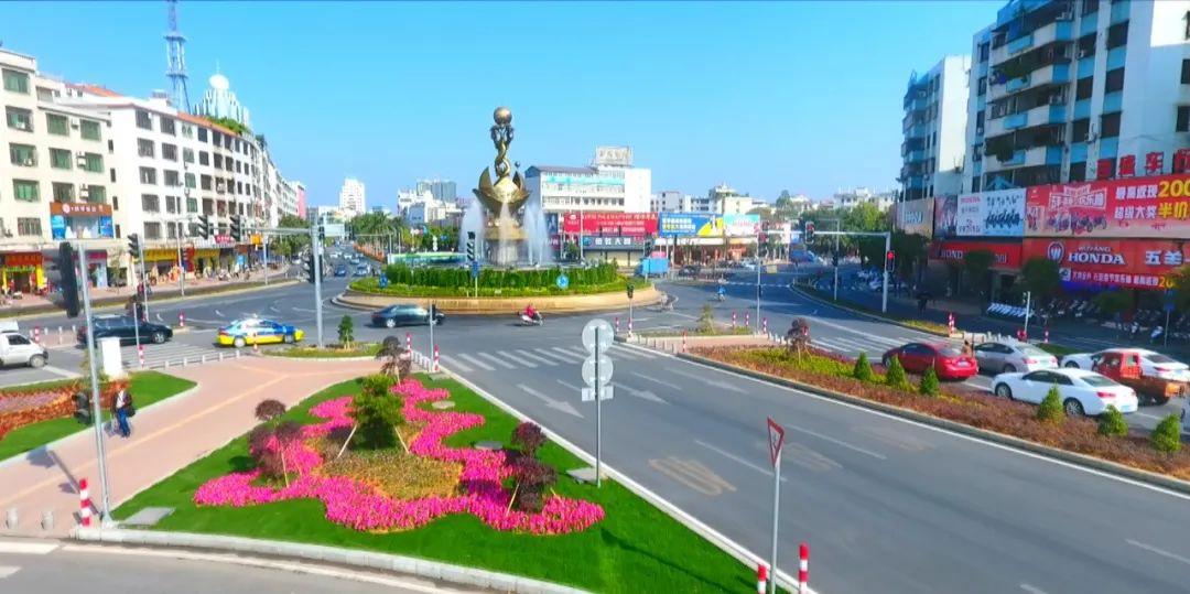 祝贺!罗定市被确定为2021—2023年创建周期广东省文明城市提名城市!